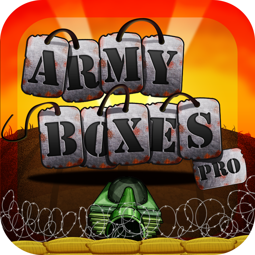 Army Boxes by Galia Aviram icon